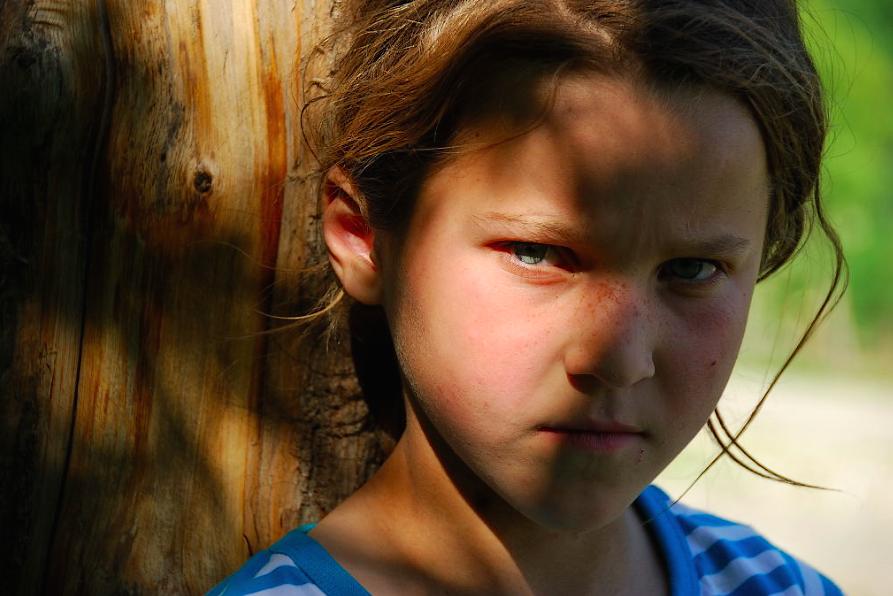Chechen girl