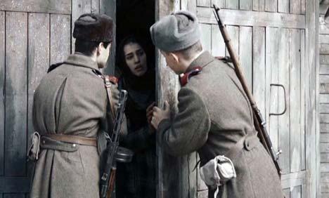 Russia-bans-film Stalin-deportations-Chechens Siberia soviet