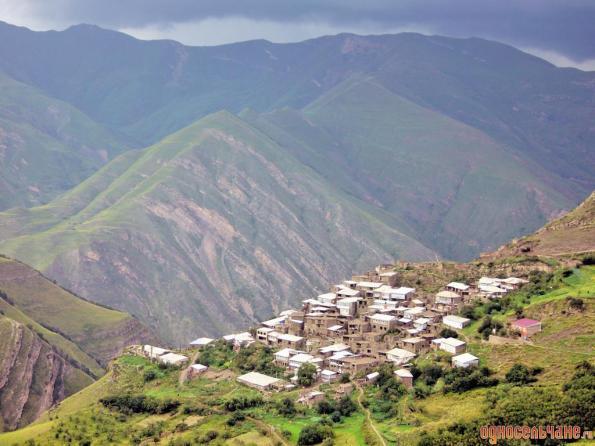 talukh Dagestan North Caucasus mountains .