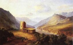 Caucasus Mikhail Lermontov
