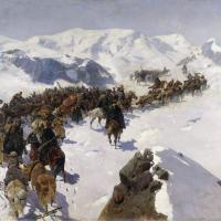 Caucasus - XIX century paintings