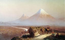 Ilya Nikolaevich Zankovsky Mount Elbrus