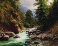 Ilya Zankovsky Borjomi Gorge