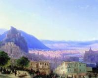 Ivan Aivazovsky Tiflis