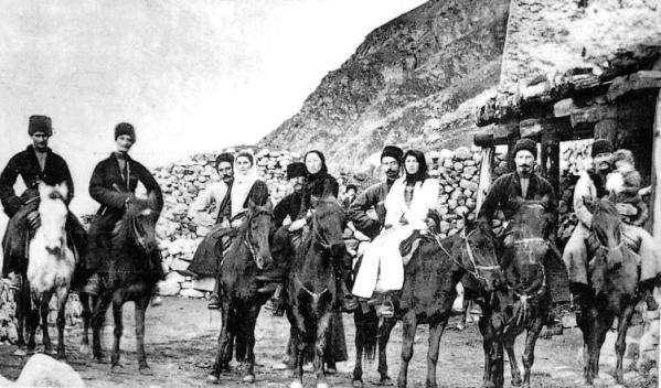 Kyunlyum villagers