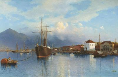 Lev Lagorio Black Sea Caucasus