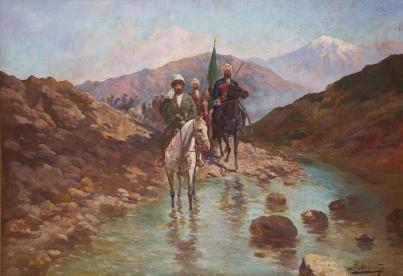 Shamil and his Caucasian armies Richard Karlovich Zommer