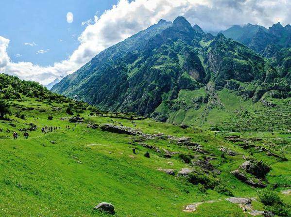Upper Balkaria north caucasus mountains beautiful natural scenery eastern europe