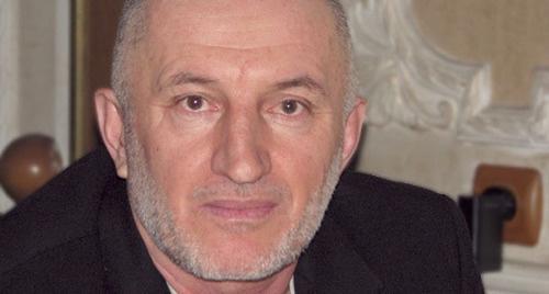 "Akhmednabiev, ""Caucasian Knot"" correspondent murdered in July 2013"