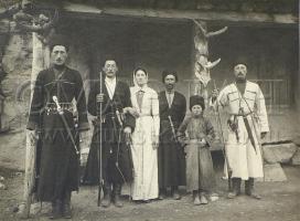 balkar people in bezengi North Caucasus