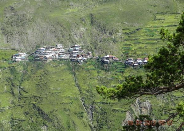 Colo Tlyaratinsky Dagestan mountains north Caucasus