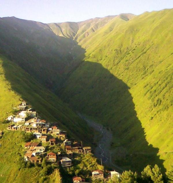 Dagestan north Caucasus mountains 2