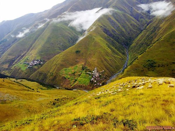 Görele Dagestan north Caucasus mountains