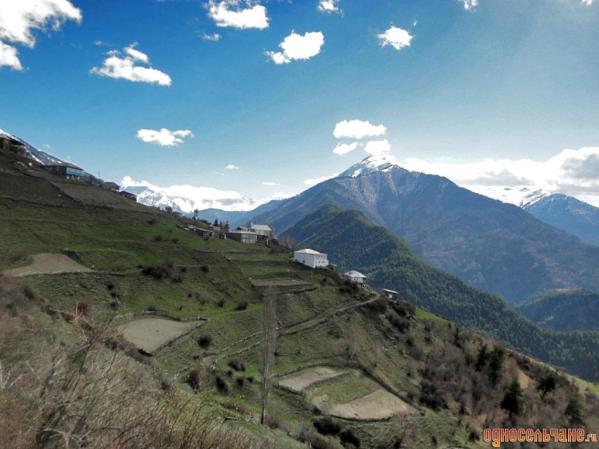 Gebguda Dagestan north Caucasus mountains 2