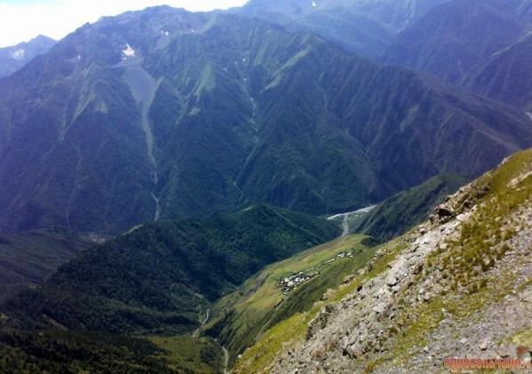 Hamar Dagestan north Caucasus mountains