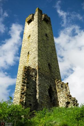 Ingushetia Tsori nakh tower North Caucasus mountains