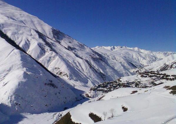 Kamiluh Tlyaratinsky Dagestan Caucasus mountains