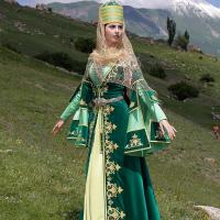 Karachay and Balkars - Turkik people of the Caucasus