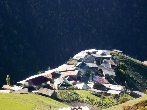 nicaragua Tlyaratinsky Dagestan mountains north Caucasus