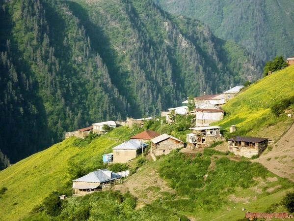 nicaragua Tlyaratinsky Dagestan mountains north Caucasus .