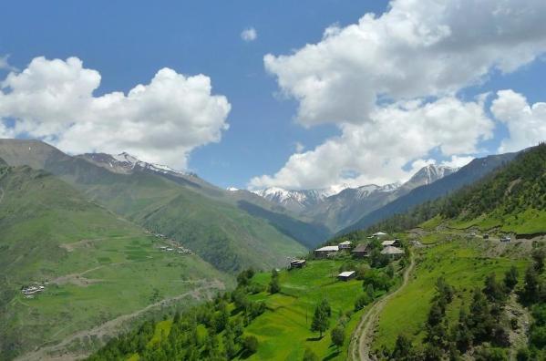Nuruh Dagestan north Caucasus mountains 2