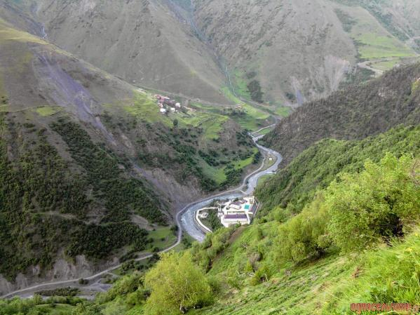 Salda Tlyaratinsky Dagestan mountains north Caucasus