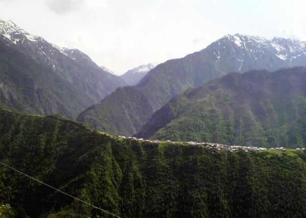 Talsuh Tlyaratinsky Dagestan mountains north Caucasus