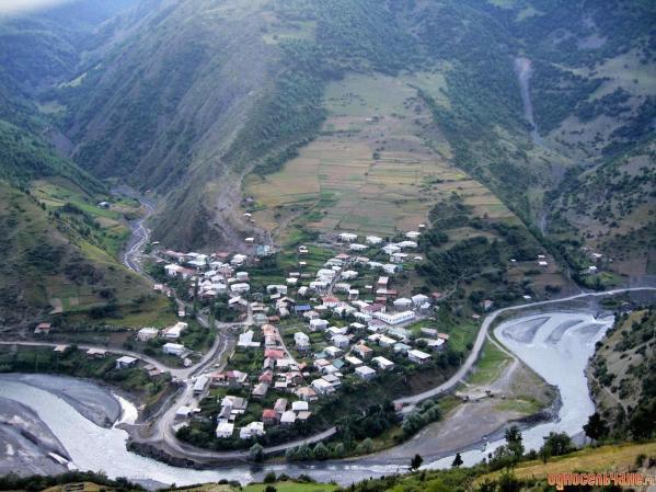 Ukal Tlyaratinsky Dagestan mountains north Caucasus .
