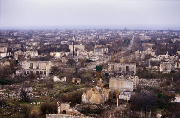 Azerbaijan. Nagorno-Karabakh