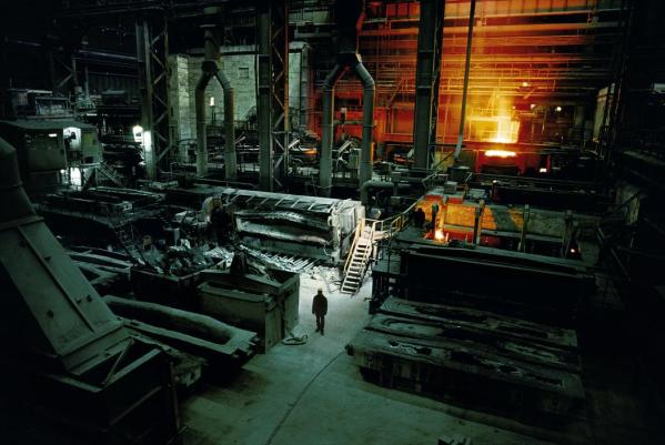 Steel mill. Despite the nationalist rethoric of the breakaway war with Moldova in 1992, critics of Transdniester see their quest for independence as a power grab by factory chiefs and economic elite of the region. Nearly all of Moldova's heavy industry was located in the Transdniester region, and Transdniestrian independence is catastrophic for Moldova.